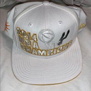 NBA Finals San Antonio Spurs NBA Fan Cap